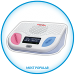Home Guardian- cellular in-home medical alert system.